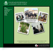 San Joaquin Regional Conservation Corps